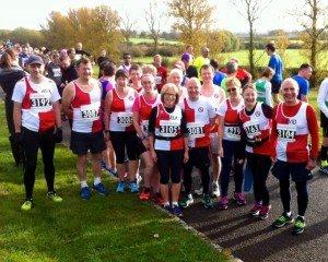 Draycote 10m start