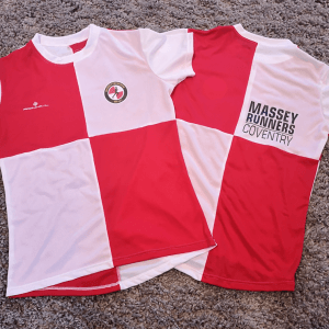 massey runners t-shirt