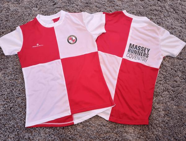 massey runners t-shirt